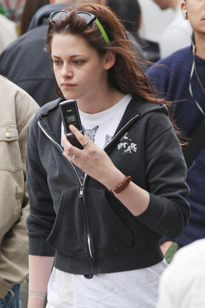Kristen Stewart , elle enchaîne les tournages !