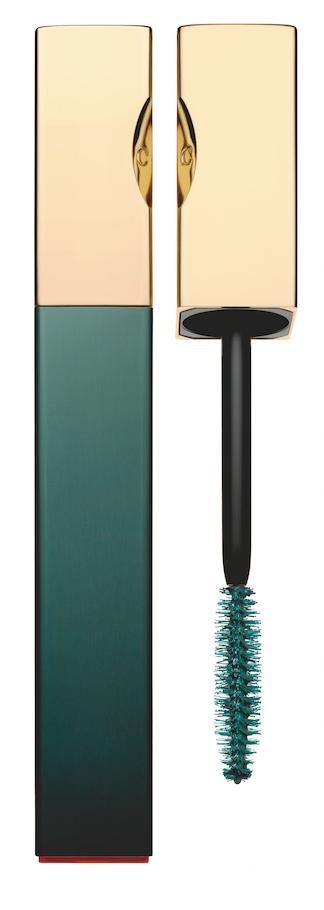 Mascara waterproof, n° 3 Aquatic Green, Clarins 27,50€