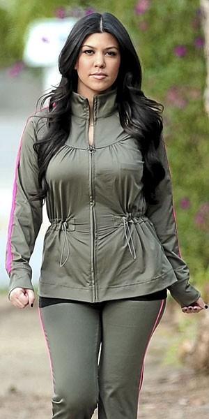 Le régime de Kourtney Kardashian, 68 kg : la nourriture la met en transe