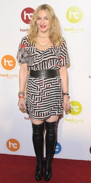 Le régime macrobiotique de Madonna