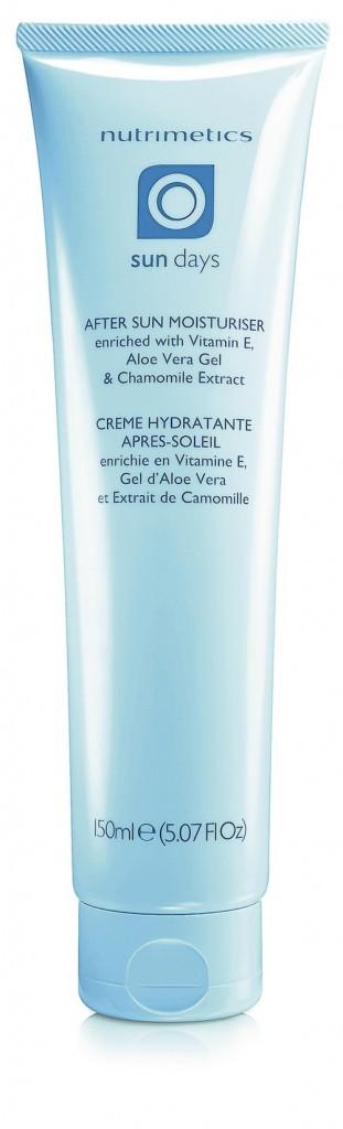 Protecteur d'ADN : Crème hydratante après-soleil, Nutrimetics 18,50 €