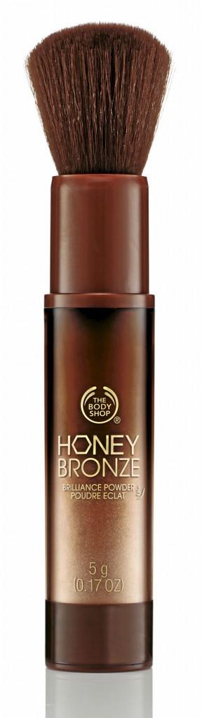 Poudre éclat Honey Bronze