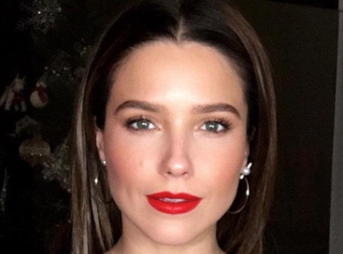 Sophia Bush : on craque pour le rouge à lèvres maison !