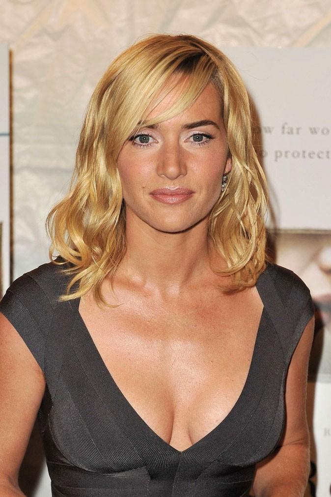 Spécial seins : le décolleté pulpeux de Kate Winslet