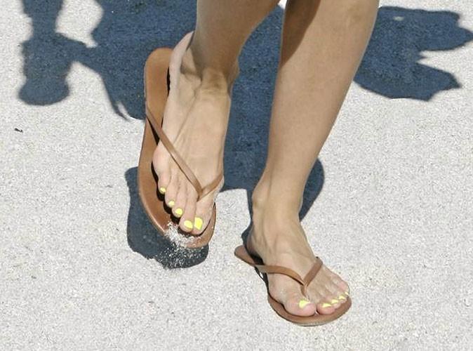 Spécial pieds : vernis ensoleillé et pieds soignés, c'est gagné !