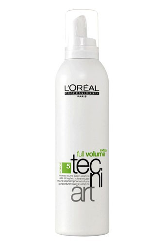 Mousse, Full Volume Extra, tecni.art L'Oréal Professionnel 16€