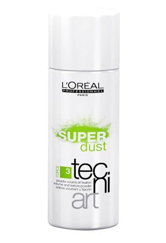 Poudre volume et fixation, Super Dust, tecni.art, L'Oréal Professionnel 17 €
