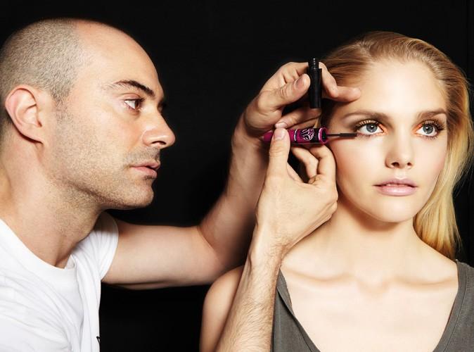 Etape 5 : sublimez avec le mascara !