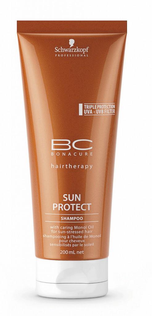 Après l'exposition : Shampoing Sun Protect, BC Bonacure, Schwarzkopf 10,75€