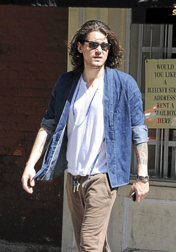 John Mayer : gendre idéal !