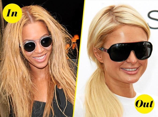 Accessoires été 2011 : les lunettes de soleil In & Out des stars