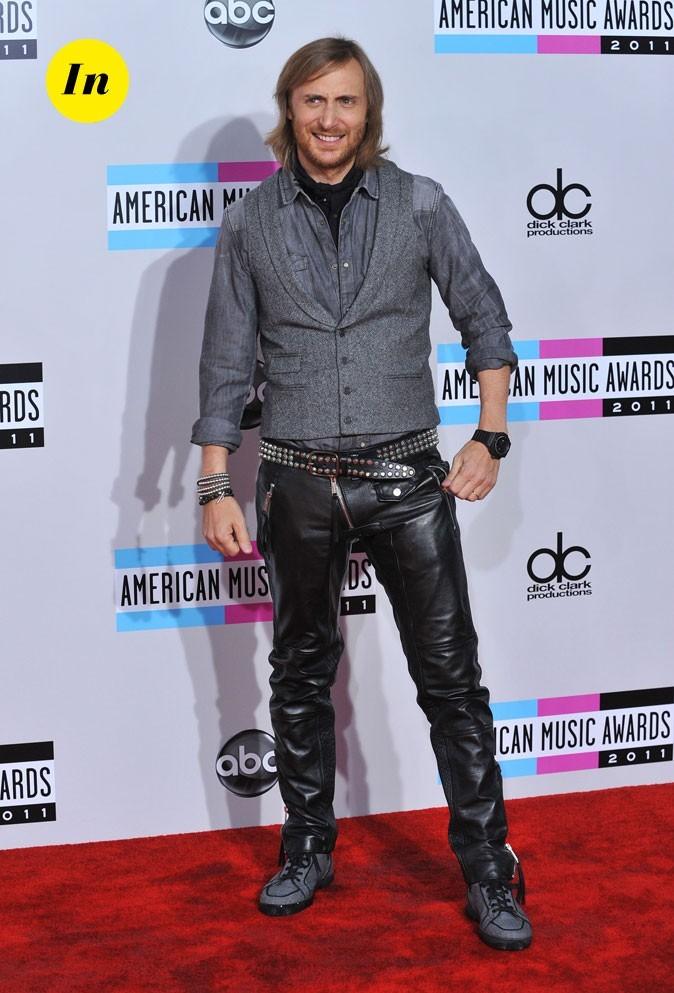 David Guetta joue au cow-boy !