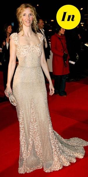 César 2010 : la robe Elie Saab de Sandrine Kiberlain