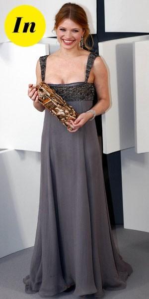 César 2010 : la robe Yves Saint Laurent de Mélanie Thierry