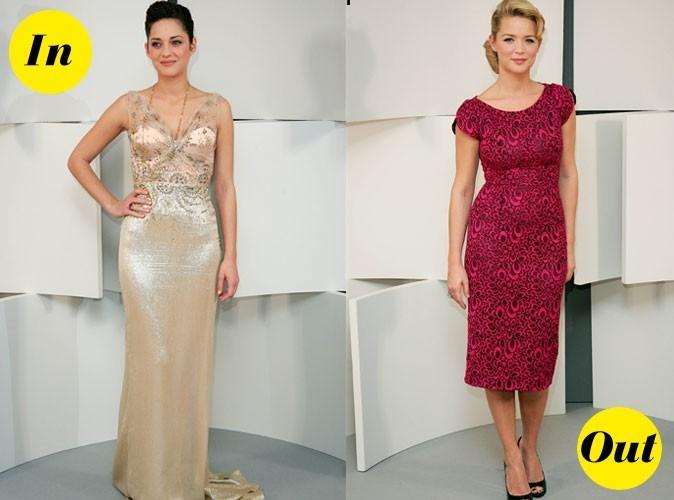 César 2010 : les robes des stars In&Out