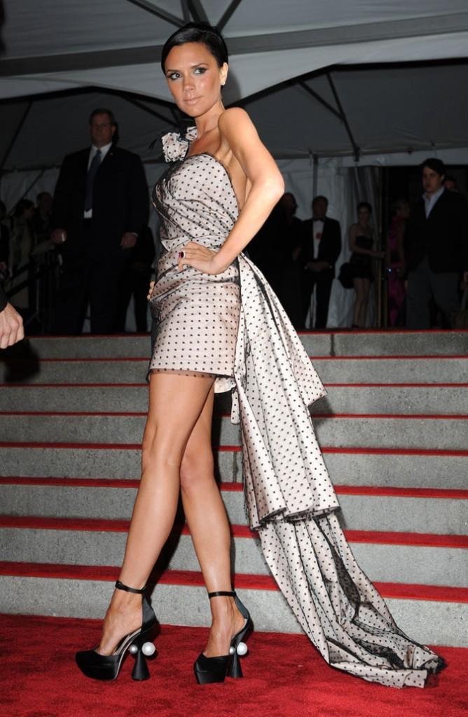 Victoria Beckham en mai 2009