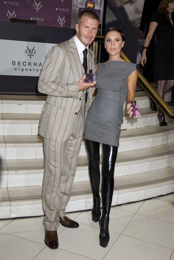 Victoria Beckham en septembre 2008