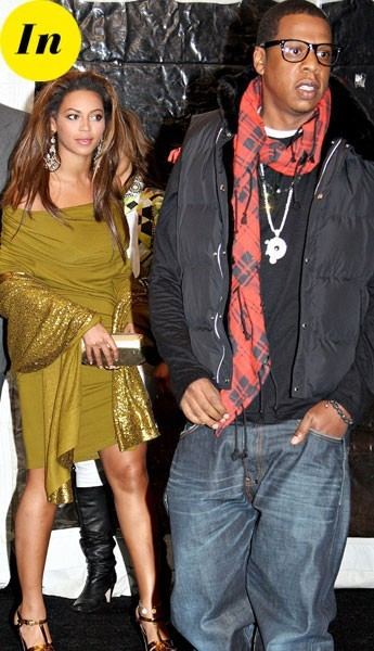Couple de stars : les looks deBeyoncé et Jay-Z