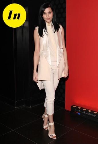 Leigh Lezark chez Givenchy