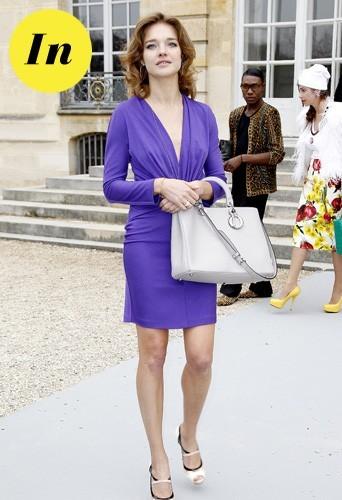 Natalia Vodianova chez Dior