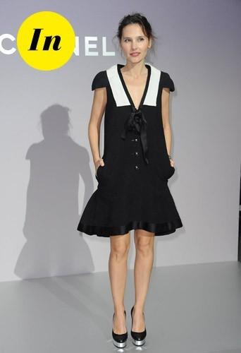 Virginie Ledoyen chez Chanel