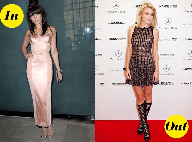 Fashion Week 2011 : les looks In&Out des stars aux défilés de Paris et Berlin !