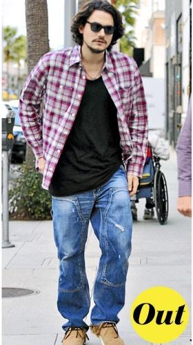 John Mayer: it boy OUT en 2011