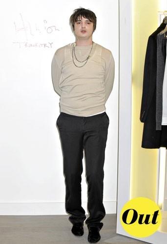 Pete Doherty: it boy OUT en 2011