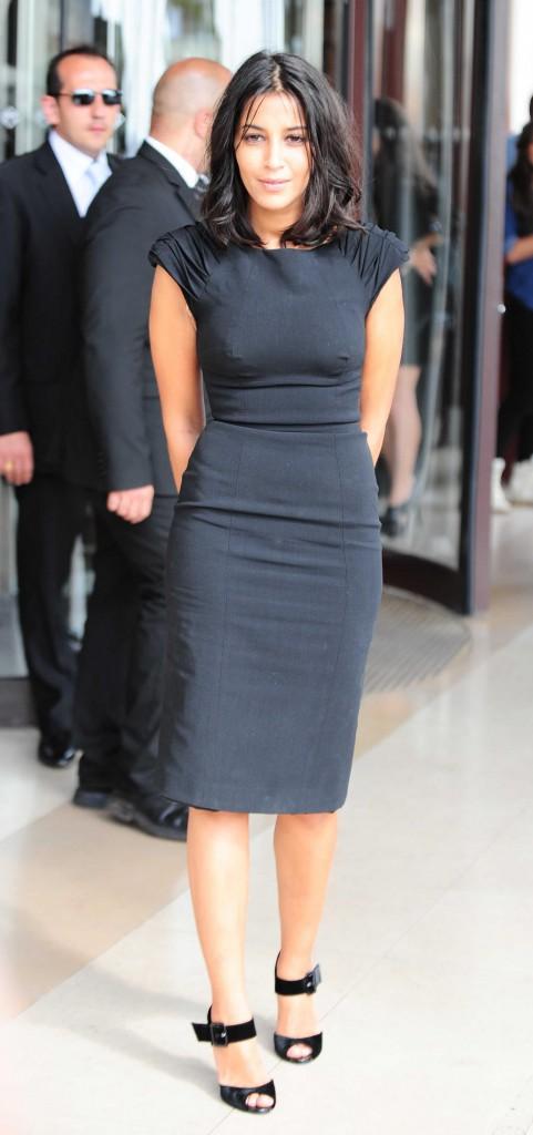 Leïla Behkti : découvrez le CV Fashion d'une actrice épanouie !