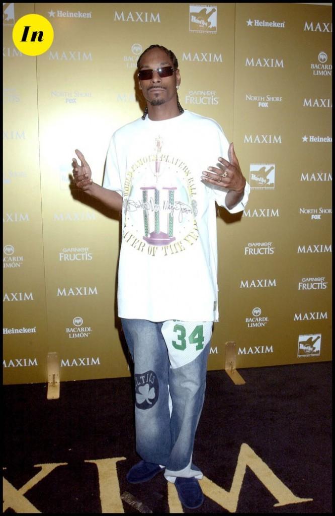 Snoop Dog : Califonia style! West Coast!