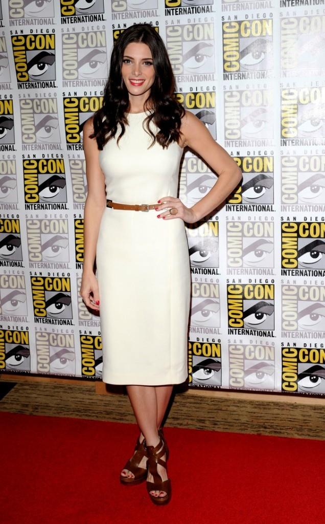 Au Comic Con le 12 juillet 2012