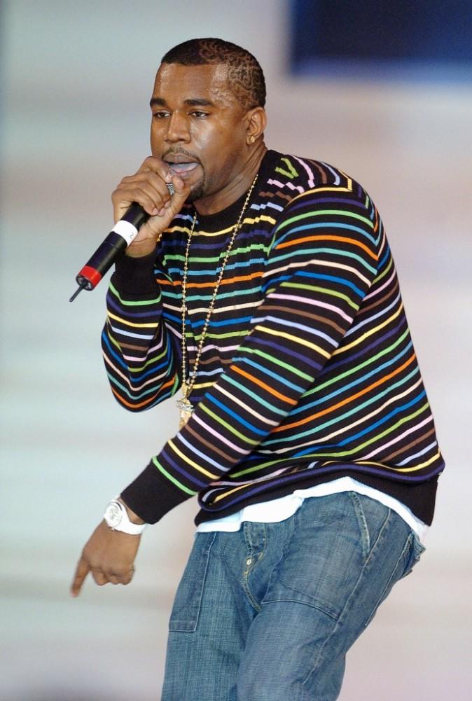 2005: Kanye fait son show pour les Teen Fashion