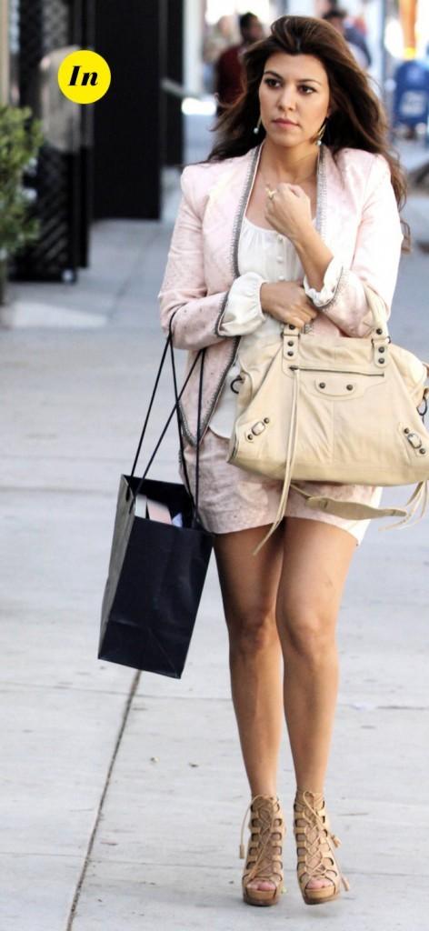 2012: A la sortie de la boutique Ralph Lauren !