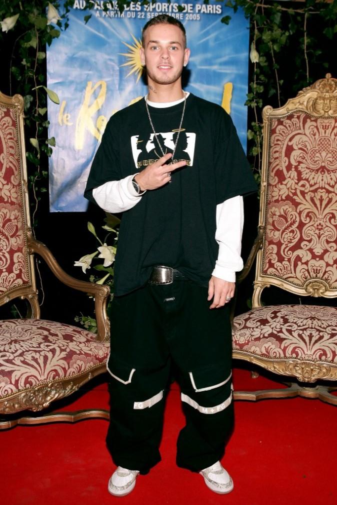 2005: M.P à la première du Roi soleil.