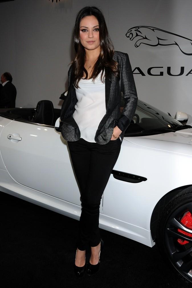 2011: A la réception de Jaguar !