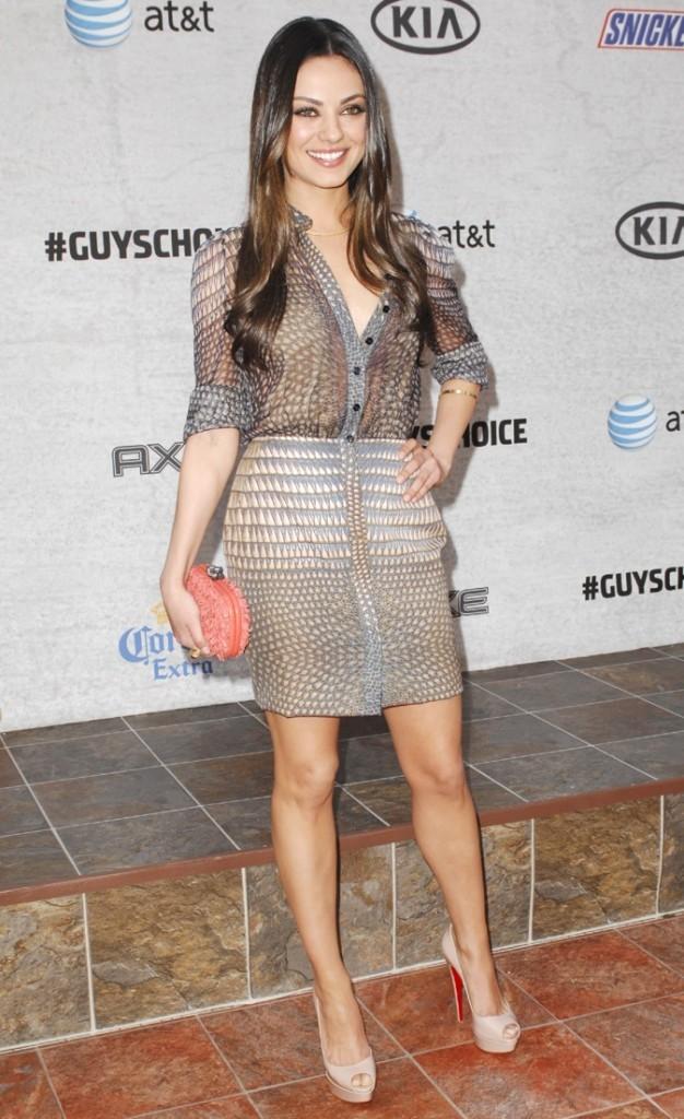 2011: Radieuse aux Teen Choice Awards !