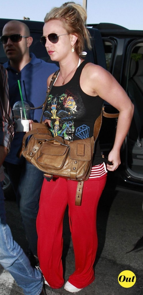 Photo : le look jogging de Britney Spears