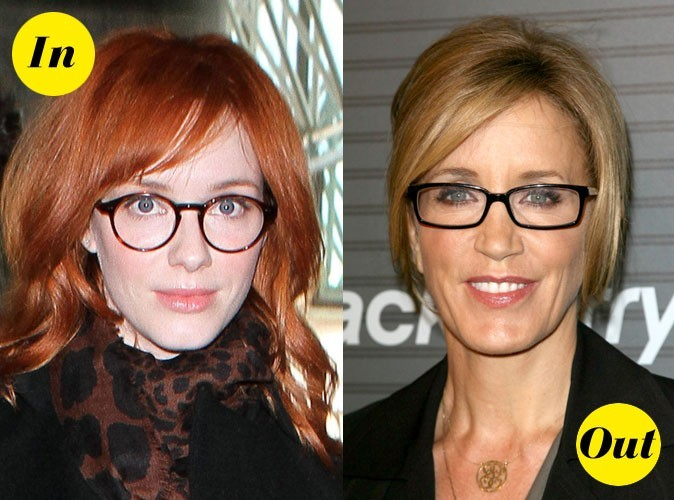 Look de star : les lunettes de vue In&Out