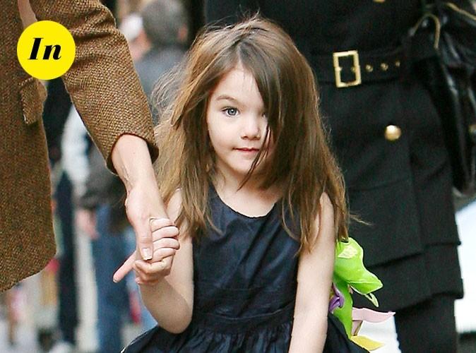 Look de star : Suri Cruise, une mini it girl ?