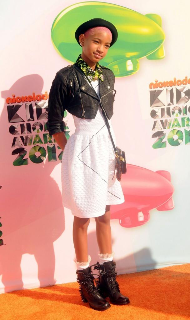 2012: 25ème soirée des Kid Choice Awards