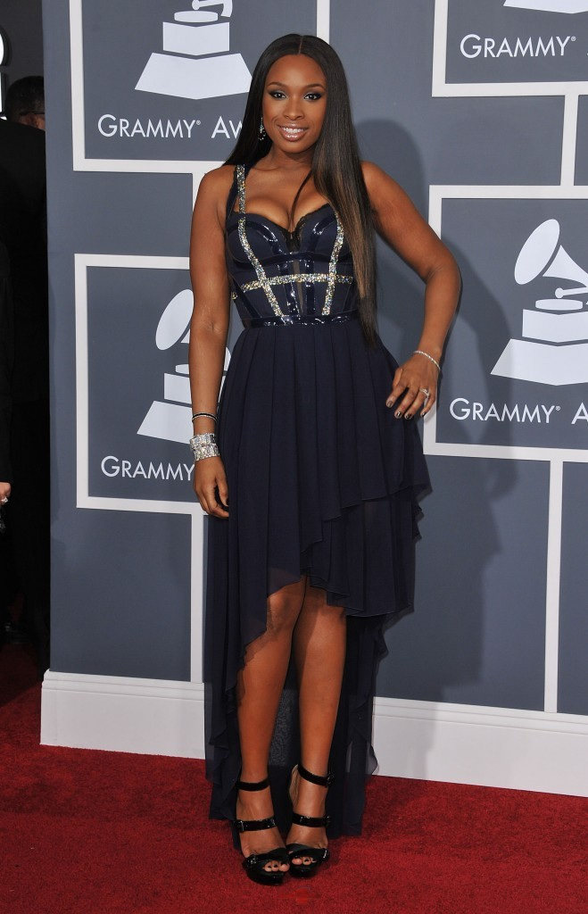 Jennifer Hudson ultra fashion