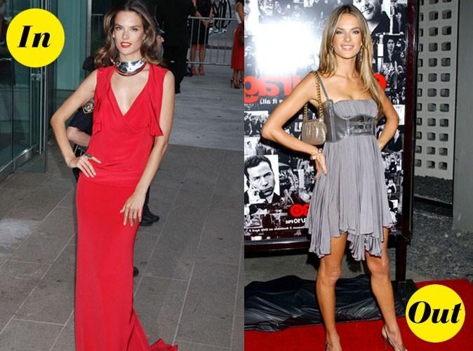 Looks d'Alessandra Ambrosio : découvrez le CV fashion de l'égérie Victoria's Secret !