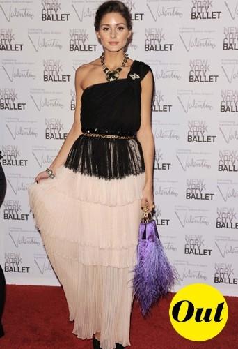 Une robe à franges + un sac poilu = un look raté !