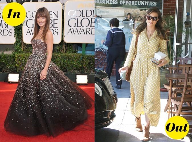 Looks d'Olivia Wilde : Découvrez son CV fashion !