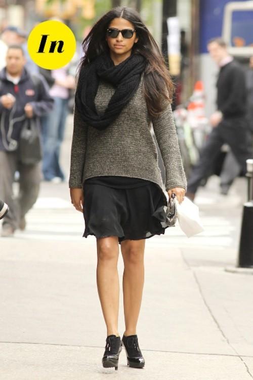 looks de camila alves   d u00e9couvrez le cv fashion de la femme de matthew mcconaughey