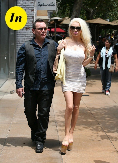 Looks de Courtney Stodden : découvrez son CV fashion !