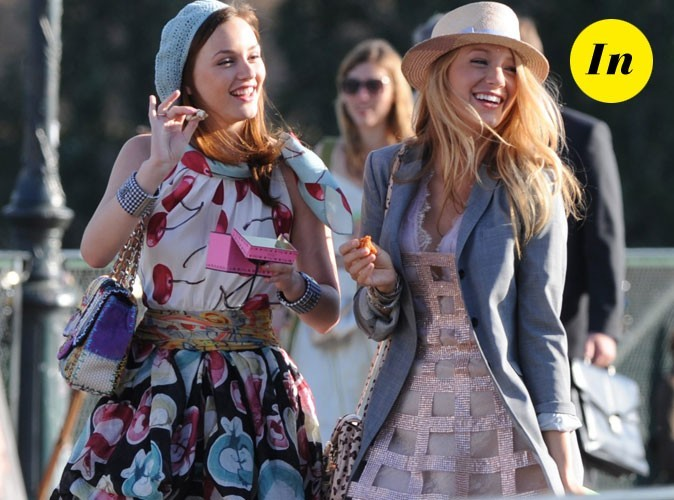 Les looks des Gossip Girls par Eric Daman !