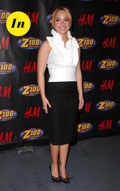 Looks de Hayden Panettiere : découvrez son CV fashion !