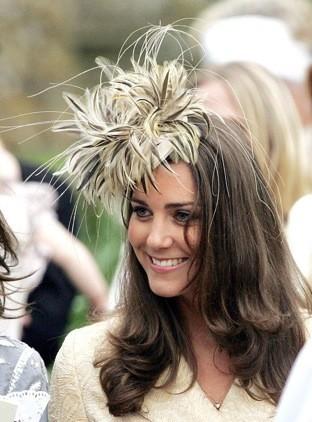 Kate Middleton au mariage de Laura Parker Bowles