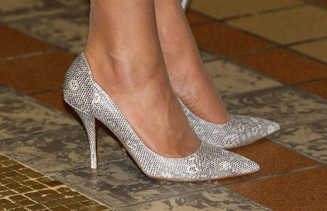 Kate Middleton le 2 juillet 2011 au Canada : des escarpins signés Tabitha Simmons